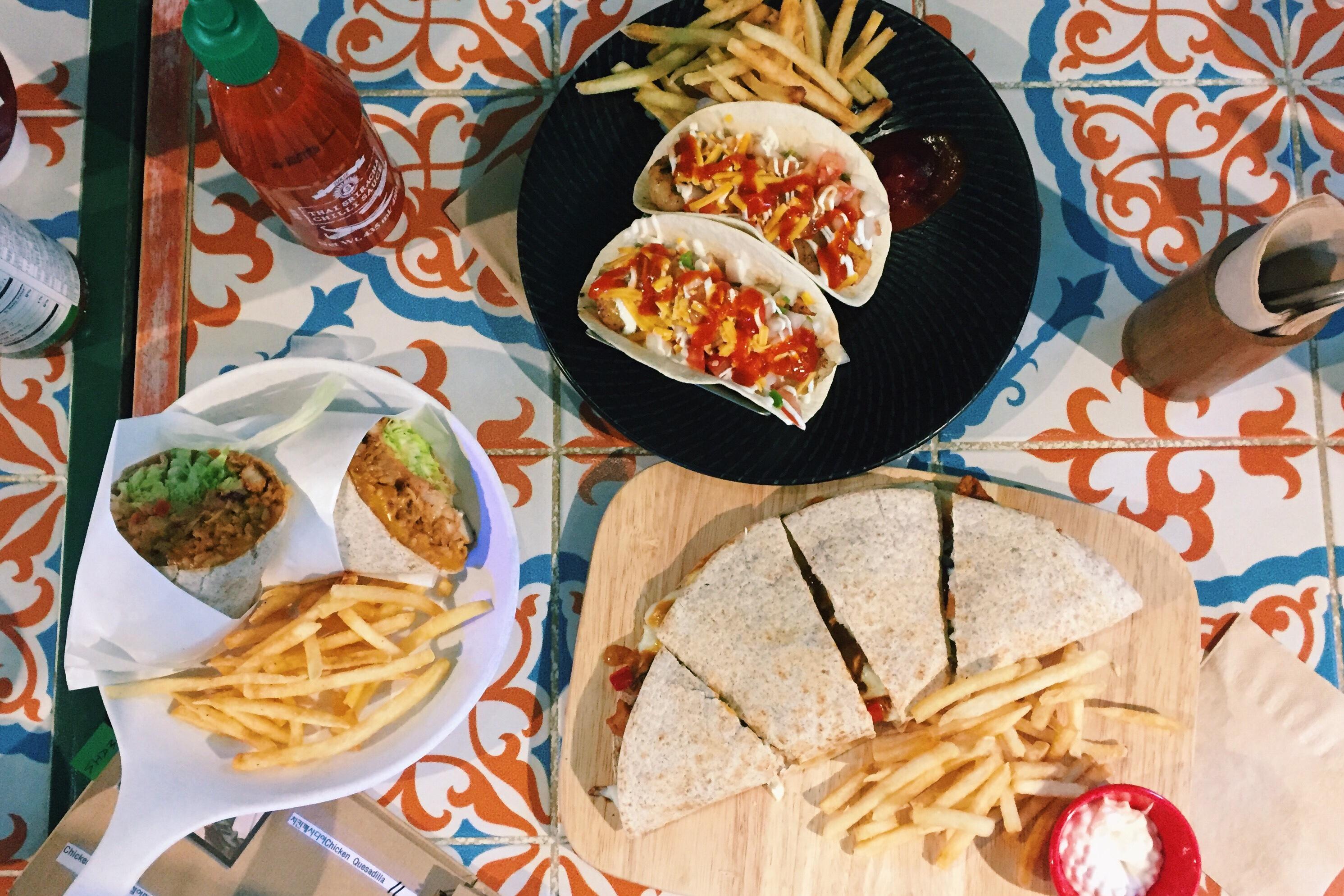 jeonju charles crown mexican food