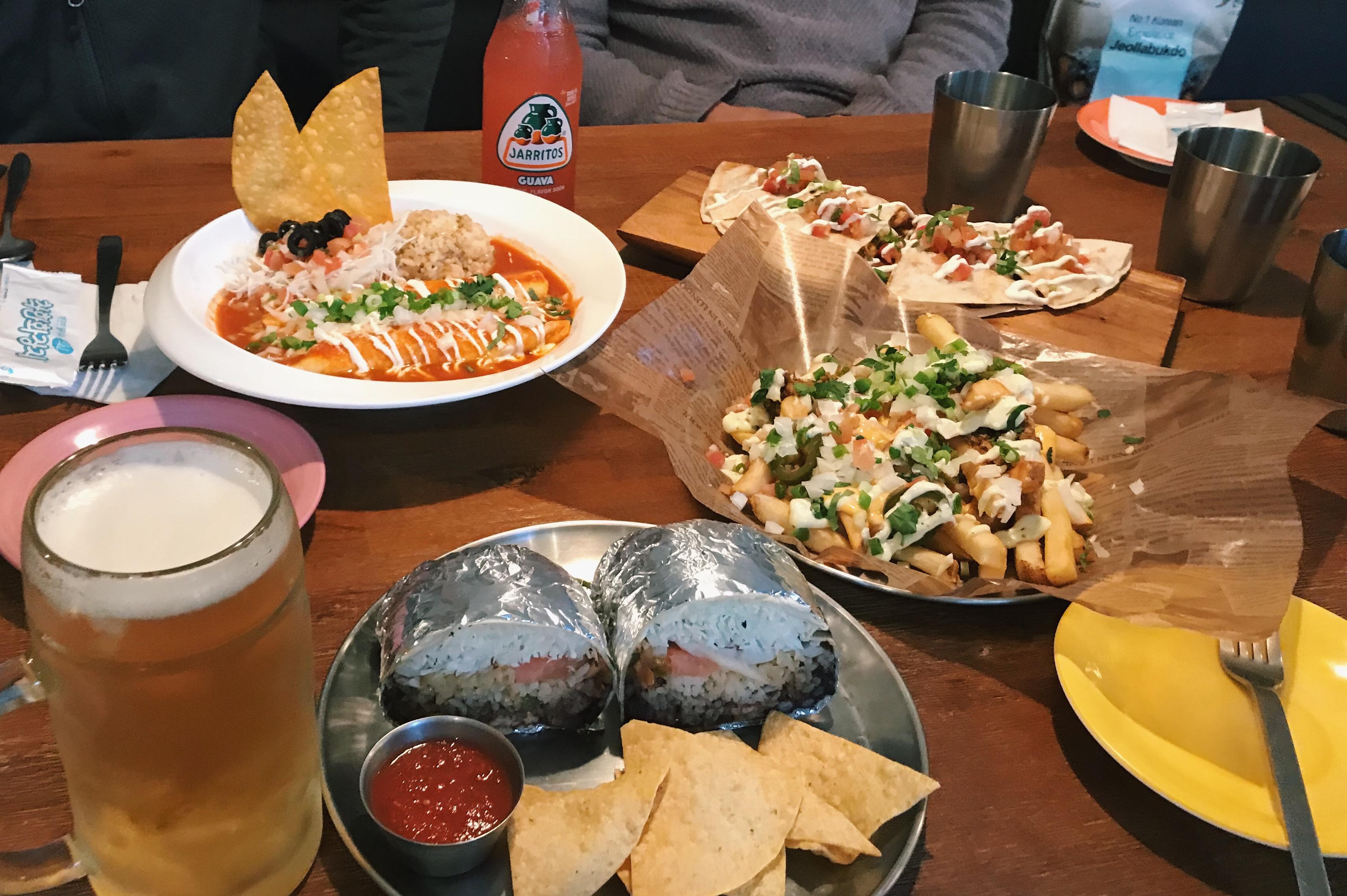 jeonju mexican food tacocina