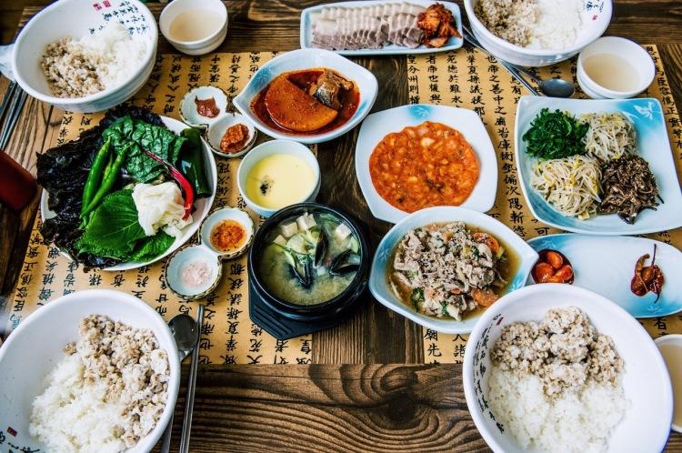 korean food: save money in Korea