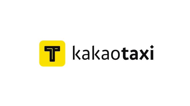 picture of korean kakaotaxi logo
