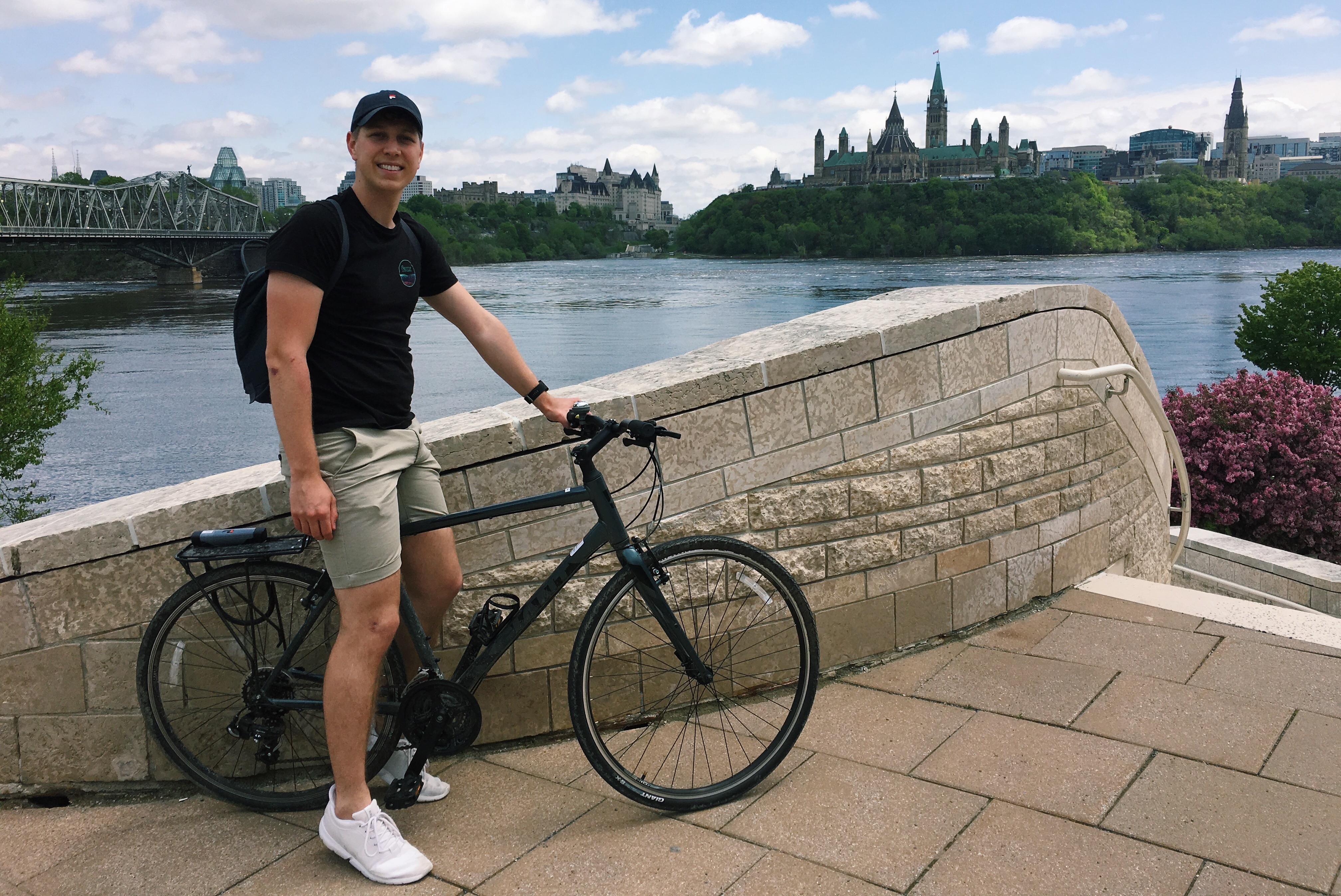 gatineau bike ride ottawa things to do