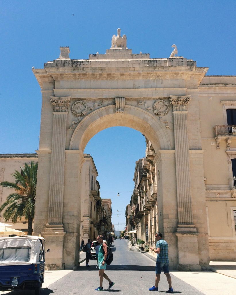 Noto - a place to visit in Sicily