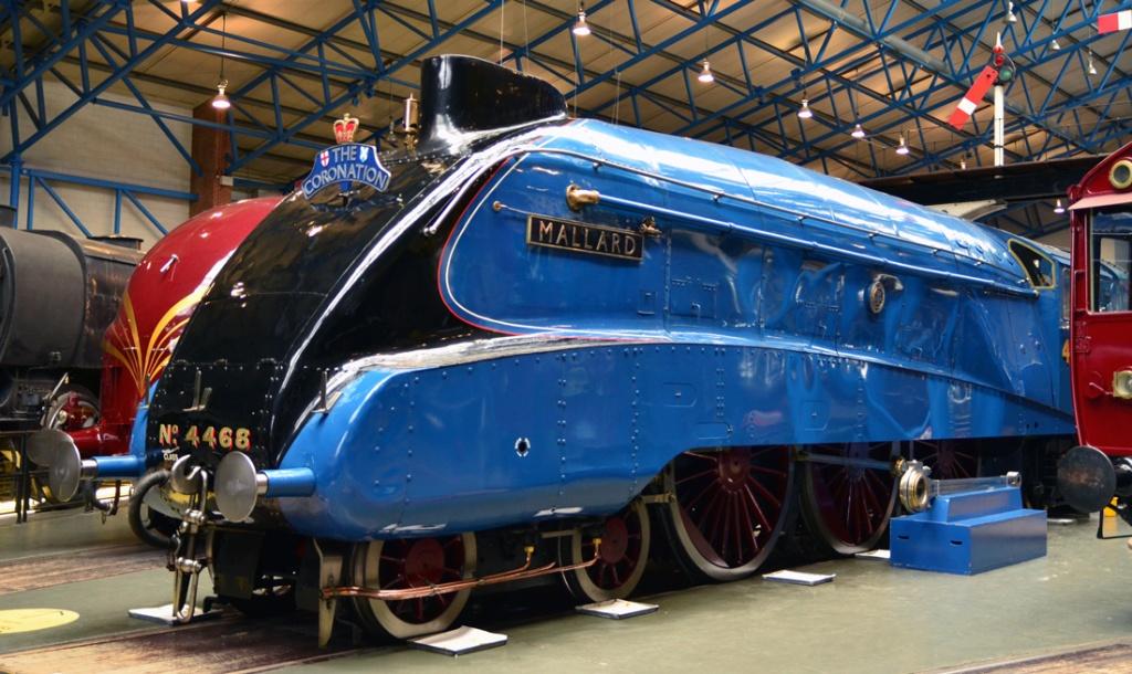 Mallard National Railway Museum